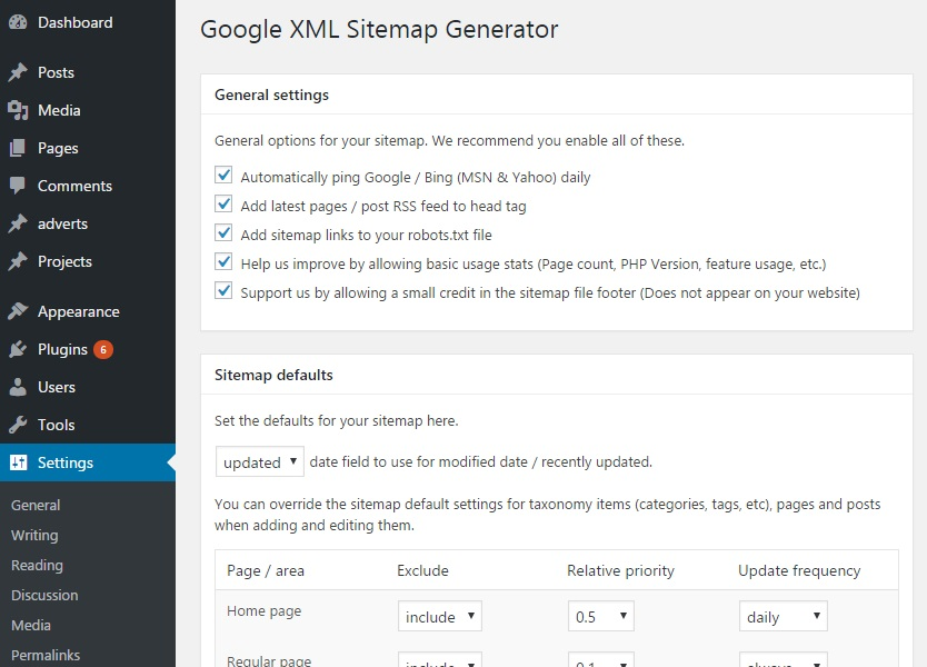 sitemap generator download for windows