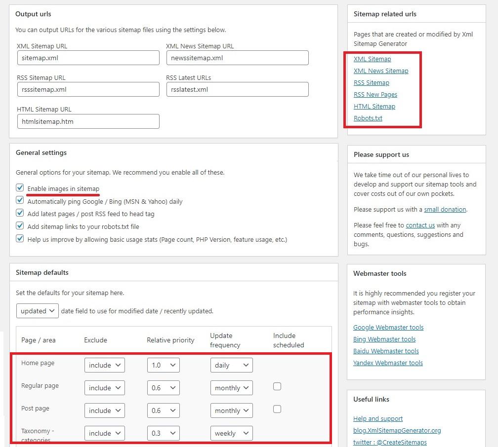 Google Xml Sitemap: Free WordPress XML Sitemap Plugin • XML • HTML • RSS • Google