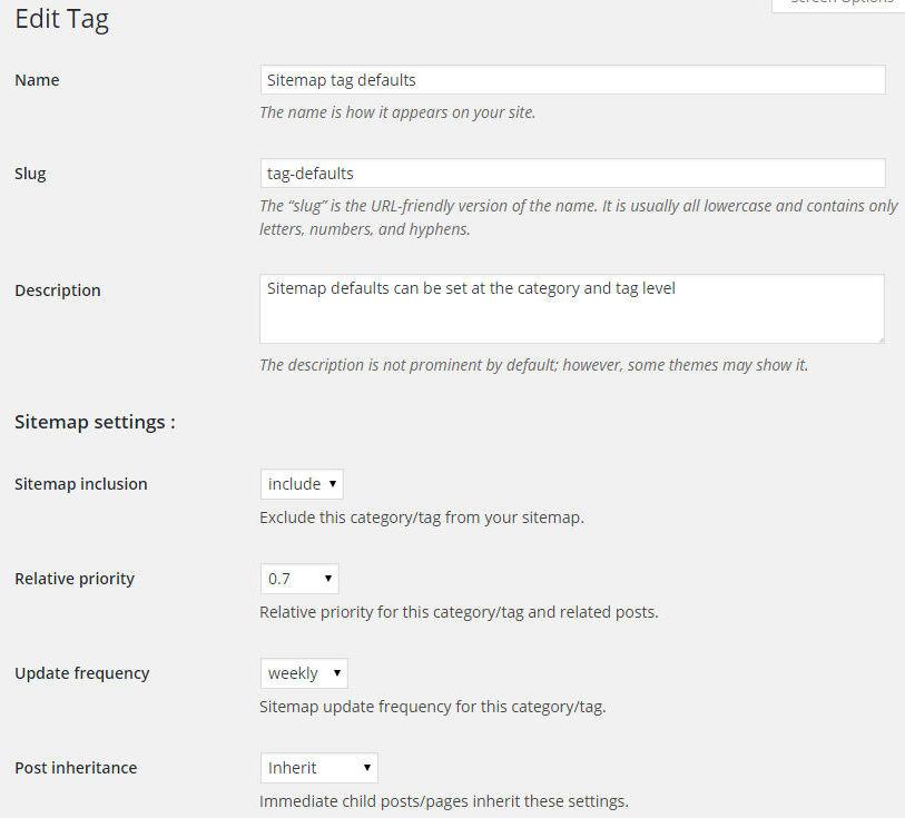 free wordpress xml sitemap plugin xml html rss google